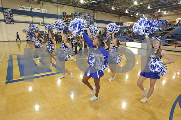 Lindale v Nacogdoches Basketball