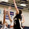 Dallastown vs. Lancaster Mennonite Boys Basketball