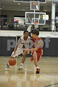 Troup v Van Boys Basketball