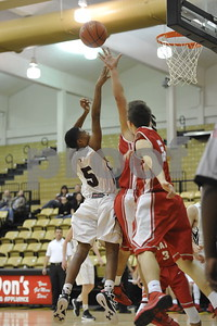 Troup v Van Boys Basketball