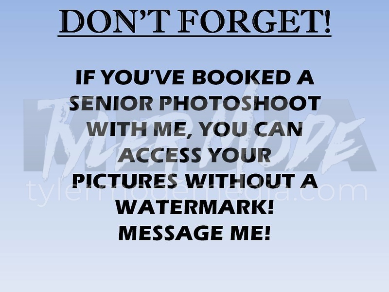 DON'T FORGET!