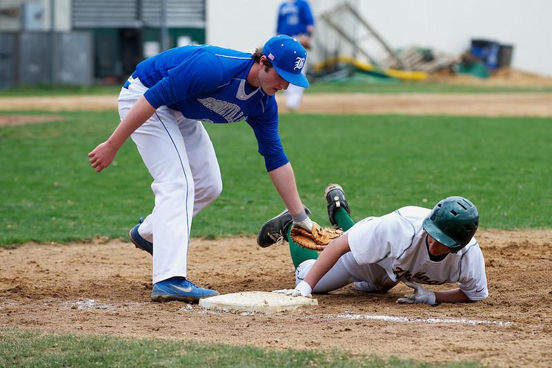 Bronxville High School Baseball