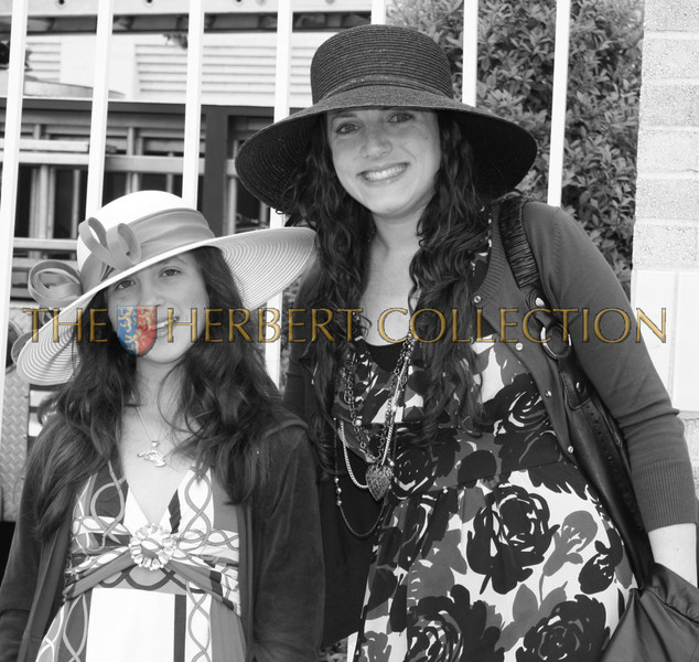 Alana Morgan Galloway and Nikki Klarberg