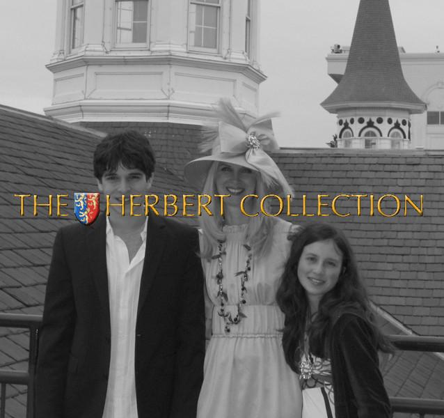 Justin Galloway, Sara Herbert-Galloway, Alana Morgan Galloway (My children)