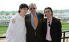 Jake, Barry and Matt Klarberg (father and sons)<br /> Barry Klarberg (Monarch Wealth and Business Management)