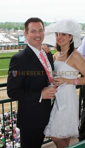 Tim Schoen; Anheuser Busch and wife Diane Schoen, our host and hostess
