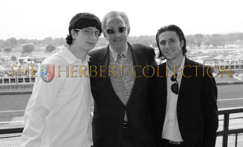Jake, Barry and Matt Klarberg