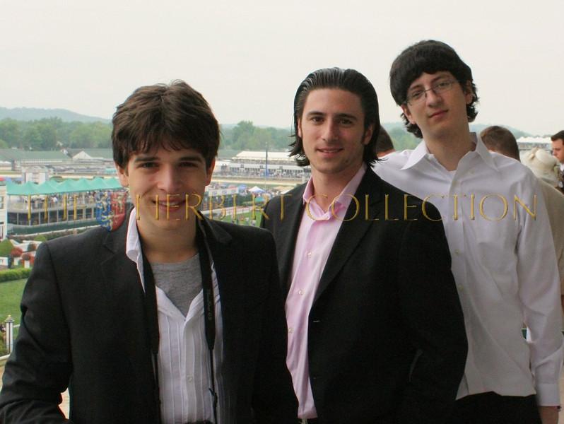 Justin Pierce Galloway, Matt Klarberg, Jake