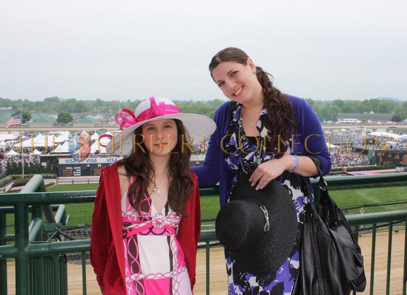 Alana Galloway and Nikki Klarberg