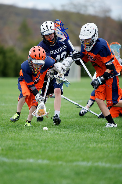 Mountain Lakes lacrosse at RFL Fields
