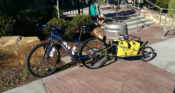 2014 June Mountain Bike Cuyamaca