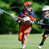Mountain Lakes 4th grade lacrosse in Sparta