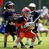 Mountain Lakes 4th grade lacrosse in Sparta