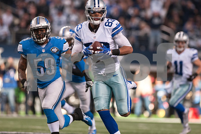 photo by Sarah A. Miller/ Tyler Morning Telegraph   Dallas Cowboys' Terrance Williams (83) runs in to the end zone for a touchdown Sunday Jan. 4, 2015 during their game against the Detroit Lions at AT&T Stadium in Arlington, Texas. The Cowboys beat the Detroit Lions, 24-20.