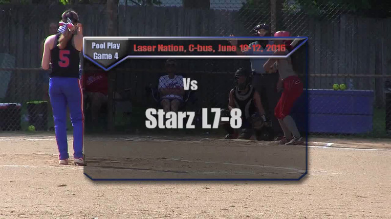 Pool Play Game 4 vs Starz L7-8