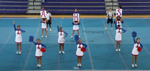 2017 DCSAA Cheerleading Championships