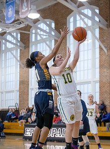 ISL AA Division Basketball - Bullis vs Georgetown Visitation