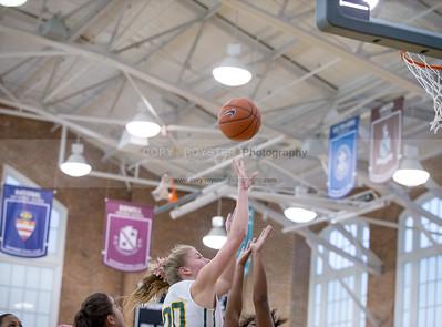 ISL AA Division Basketball - Bullis vs Georgetown Visitation