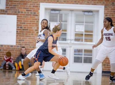 ISL A Division Basketball Championship - Potomac vs Episcopal