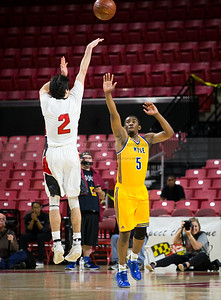 MPSSAA 4A Regional Basketball Semifinal - Wise vs Quince Orchard