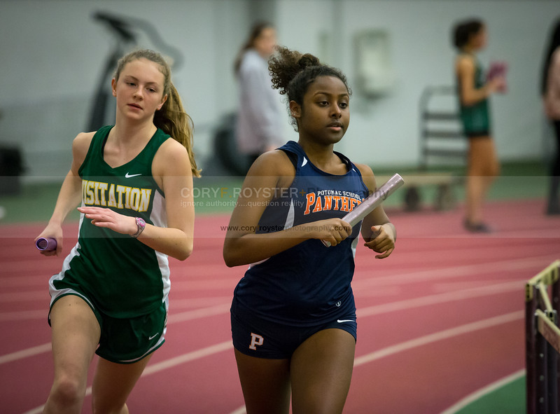 EHS Invitational Indoor Track and Field Meet