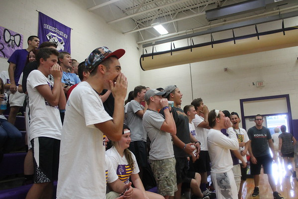 '16 Berkshire vs Cardinal Volleyball