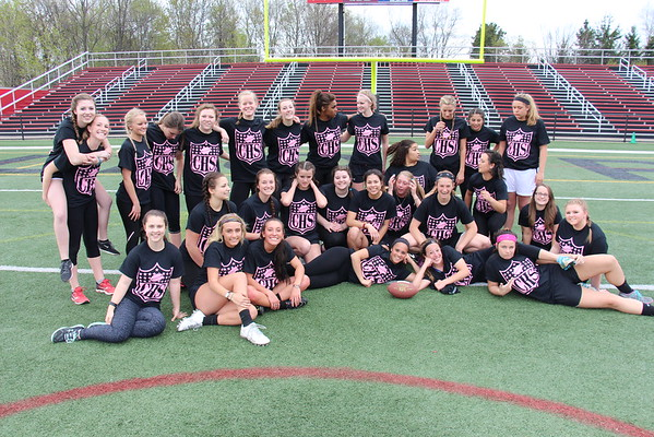 '16 Chardon High Powder Puff Football Classic
