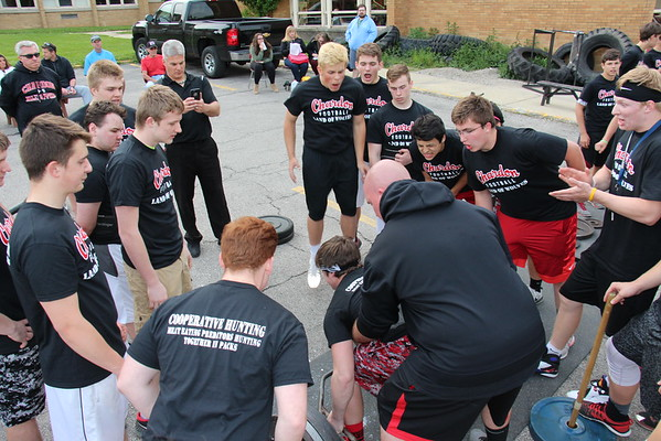 '16 Chardon Liftathon!