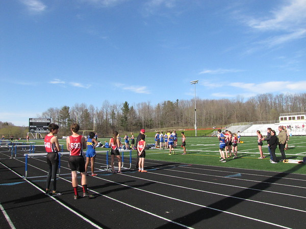 '16 NDCL Track and Field
