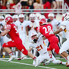Neshannock's Sean Doran breaks free to run the ball in for a touchdown.