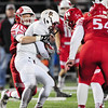 Neshannock's 55 sacs the quarterback.