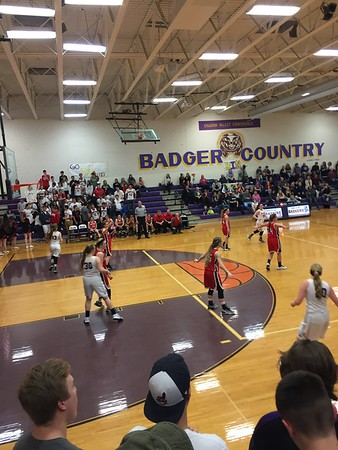 '17 Berkshire vs Cardinal Girls Basketball