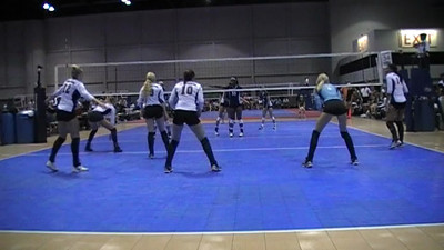 Game 1, Part 2 v. Front Range VBC 17 Silver