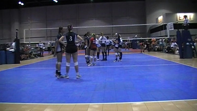 Game 2, Part 1 v. Front Range VBC 17 Silver