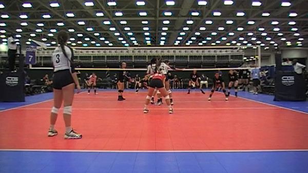 2013 USAV Girls' Junior National Championships