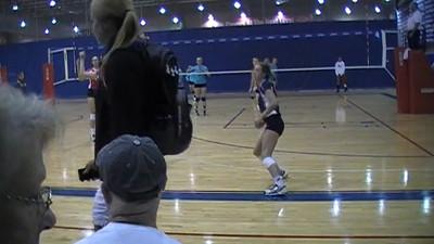 Game 2 v. Volleytech Academy