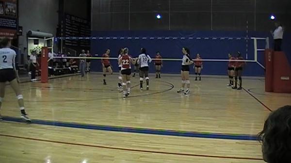 Game 2, Part  1 v. Pinellas Heat 1