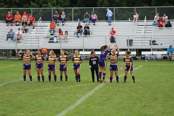 '18 Berkshire Girls' Soccer vs Chardon