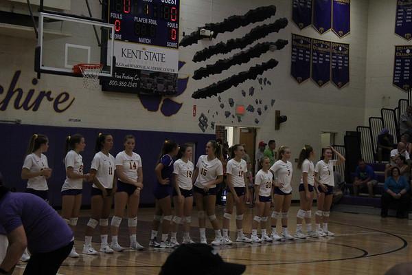 '18 Berkshire Volleyball vs Cardinal
