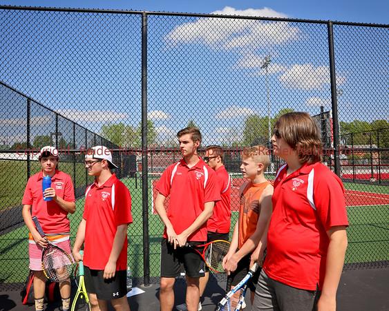 18 Boys Tennis
