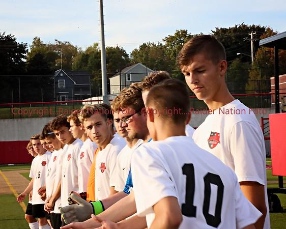 18 Boys V Soccer vs IHC