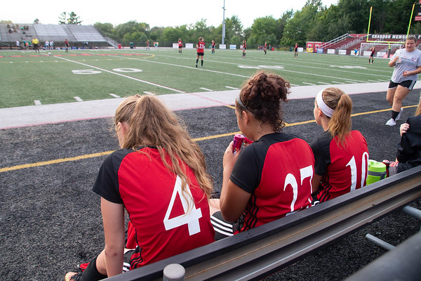 '18 Chardon Girls Soccer vs Mayfield