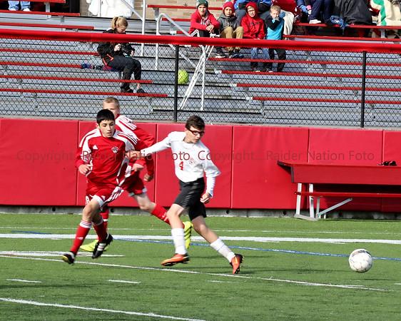 18 JV Boys Soccer vs Carthage