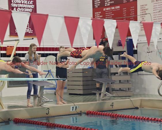 18 V B Swim vs Gouverneur