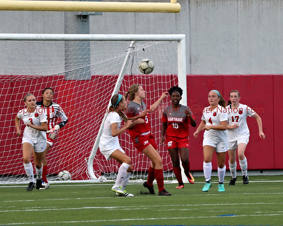 18 V Girls Soccer vs Carthage