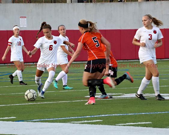 18 Varsity Girls Soccer vs Beaver River