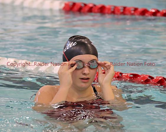 18 Varsity Girls Swim vs Beaver River