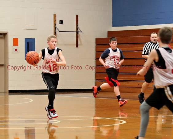 18Lowville Youth Basketball
