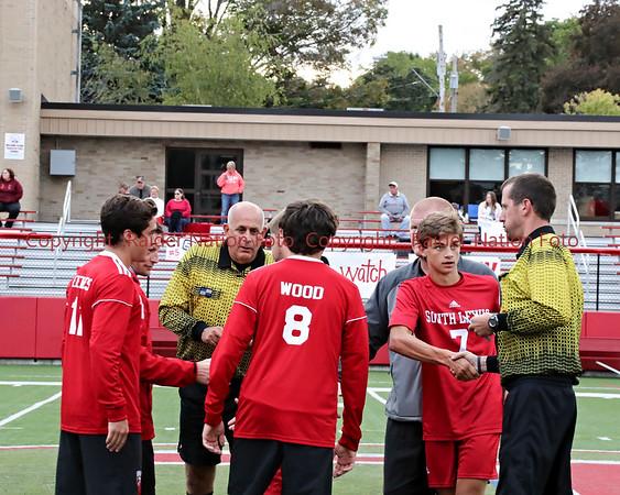 18VBoys Soccer vs SL-Senior night