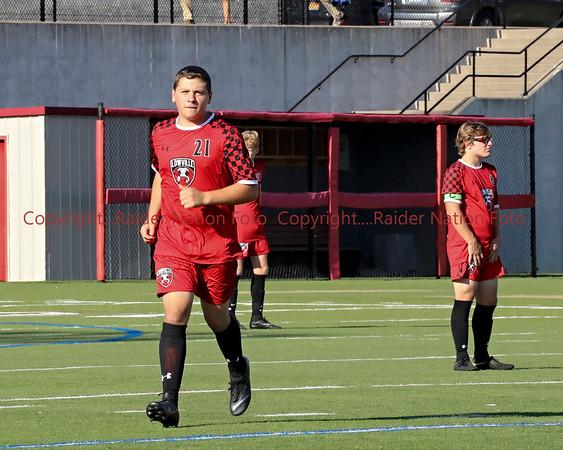 19 VB Soccer vs Watertown